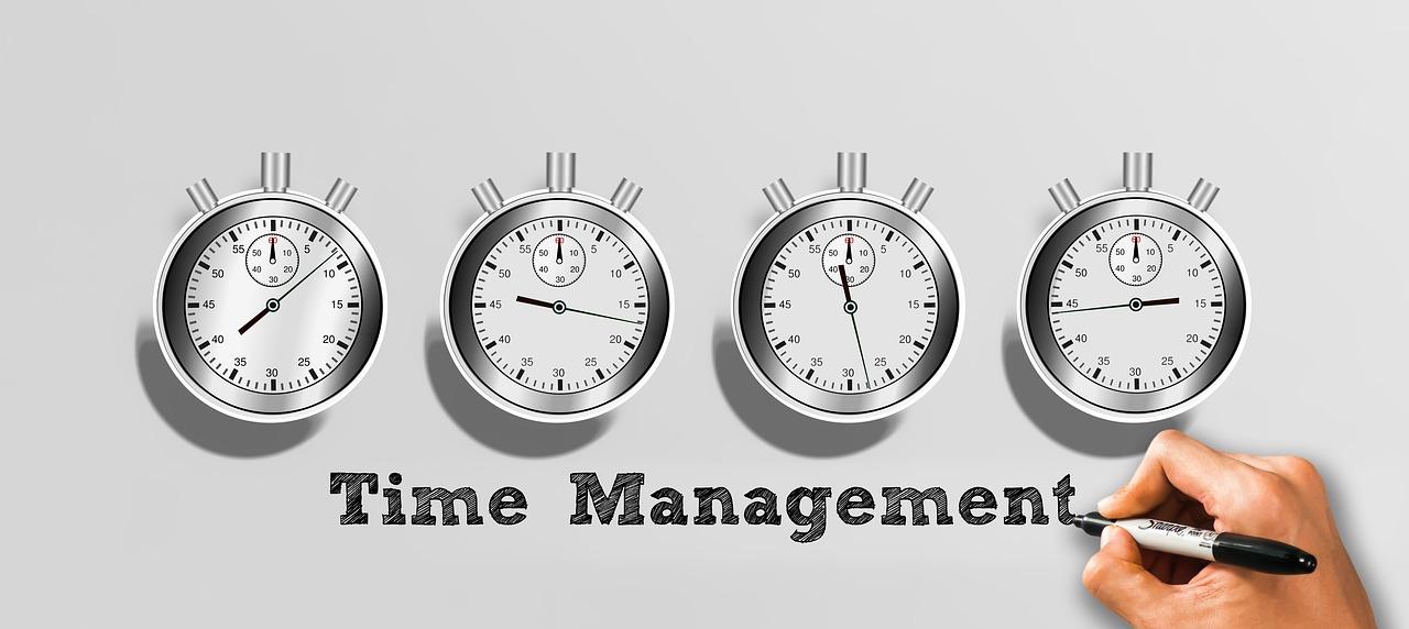 Time Management Guide – Informasi Cara Mengatur Waktu Kerja, Aktivitas Harian dan Istirahat